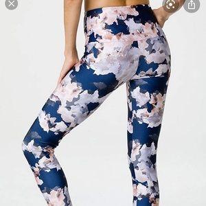 Floral Onzie leggings